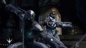 One of the first Screenshot from the game 'Paragon'