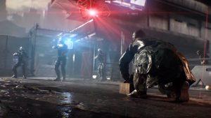 The new game Homefront: Revolutin